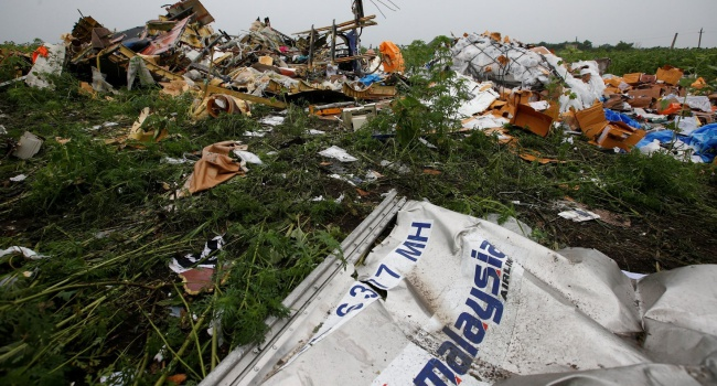 Виновных втрагедии Boeing наДонбассе назовут в 2018г - Малайзия
