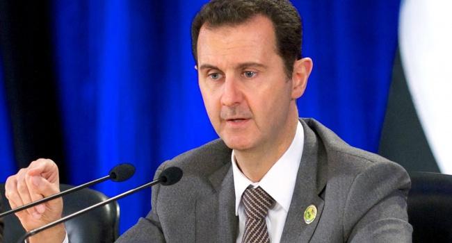 Асад считает Трампа союзником Сирии