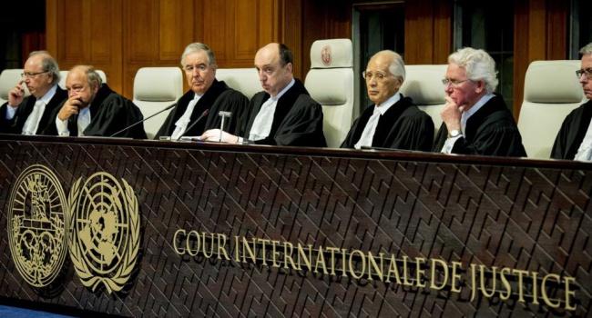 Российский след: еще одна страна решила выйти из Международного суда в Гааге
