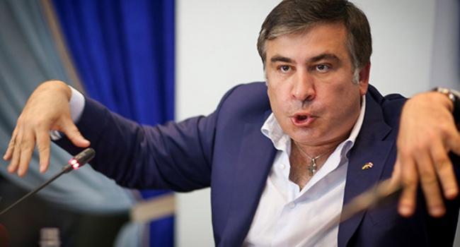 Саакашвили объявил, что Порошенко желает забрать унего украинское гражданство