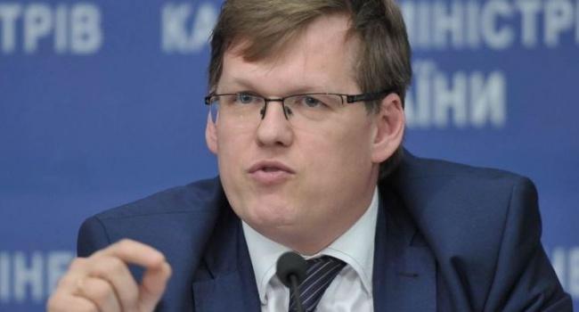 Розенко: Неможет быть платежка выше 2000-2500 грн