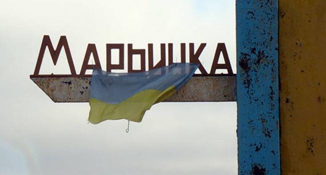 Власти собираются отселить жителей Марьинки иКрасногоровки