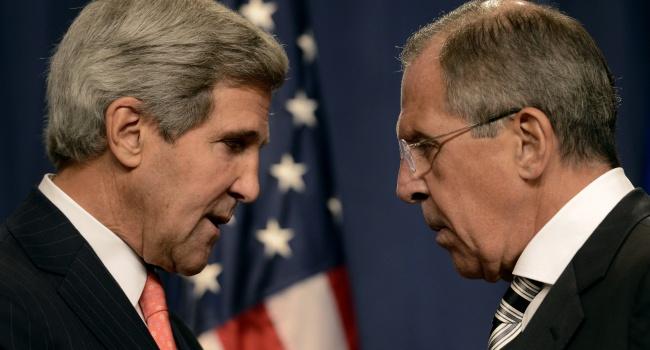Керрі і Лавров черговий раз поговорили про Сирію