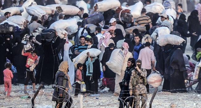 Власти Турции не справляются с мигрантами из мусульманских стран