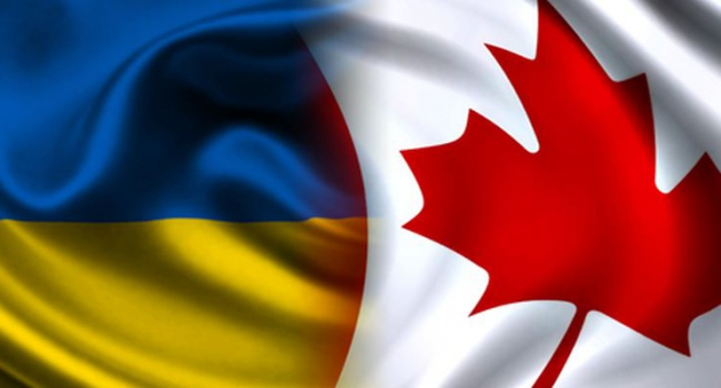 Канада подпишет с Украинским государством военное соглашение насотрудничество