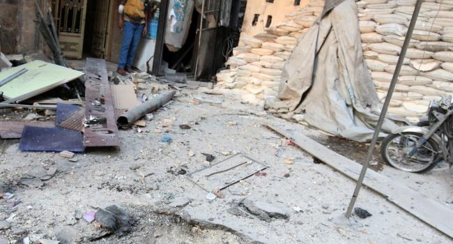 Из-за бомбардировок жители Алеппо остались без больниц