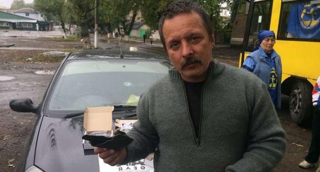 Трагическая потеря Украины: под Песками погиб командир украинской разведки