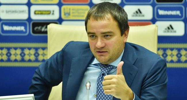 Павелко анонсировал создание футбольной прокуроры государства Украины