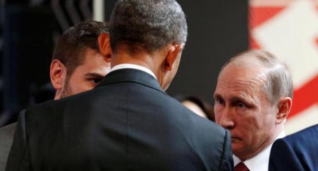 Путин и Обама на саммите АТЭС говорили об Украине и Сирии