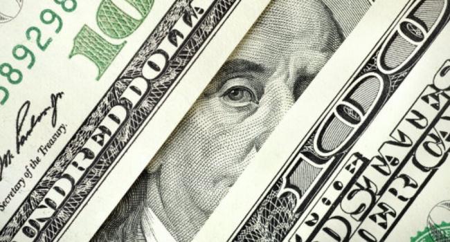 НБУ укрепил гривню кдоллару на16 копеек