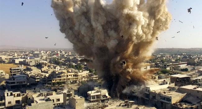 Правительство Сирии отвергло план перемирия в Алеппо