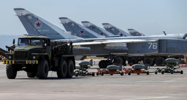 Минобороны опровергло дефицит топлива вСирии: Санкции некасаются ВКСРФ