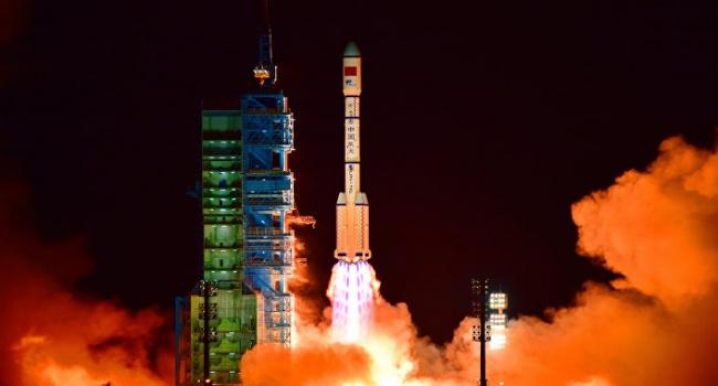Китай превращается в космическую сверхдержаву