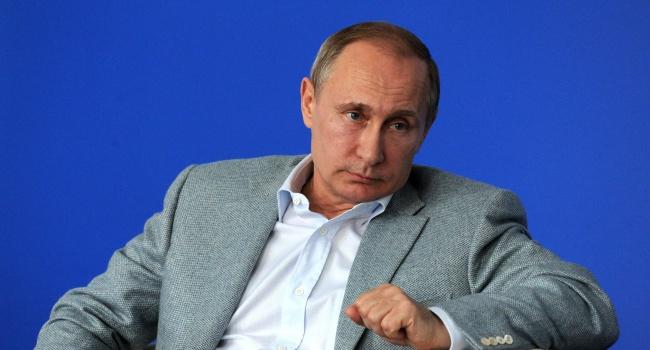 Путин анонсировал затяжные санкции против Запада
