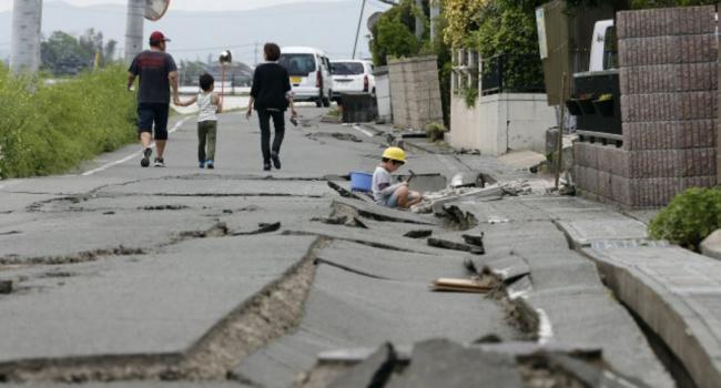 Украинцы, живущие в Японии, рассказали о страшном землетрясении