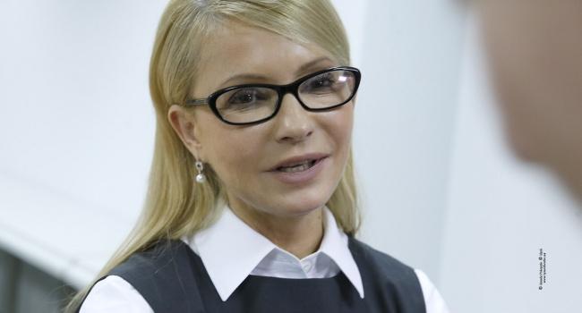 Тимошенко уличила Порошенко вобогащении— Главный «шатун» Украины