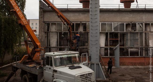 Возле Киева взорвалась котельная, есть жертвы и раненые