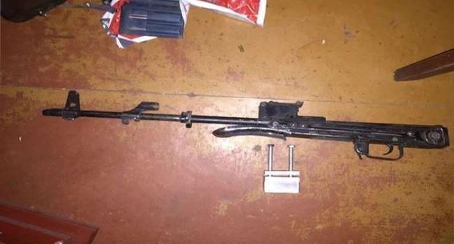 ВОдессе с стрельбой задержали торговца оружием