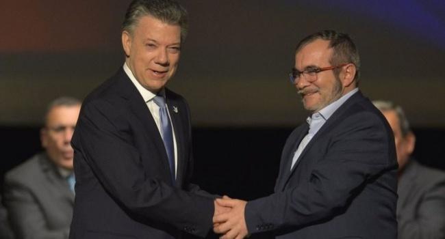 РВСК ивласти Колумбии подписали новый мирный договор