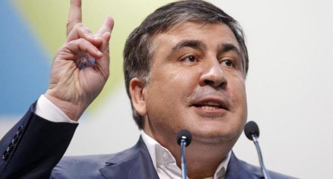 Блогер: В Грузии Саакашвили под лозунгами борьбы с коррупцией тупо отжимал бизнес