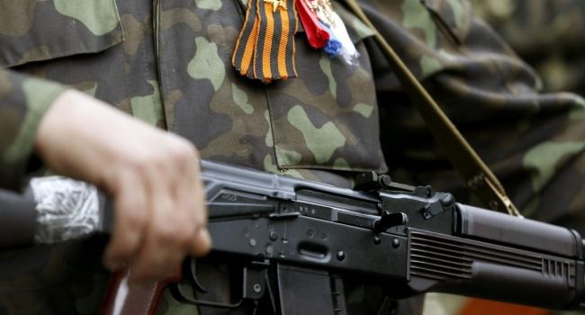 ВТорецке задержали боевика «ДНР»