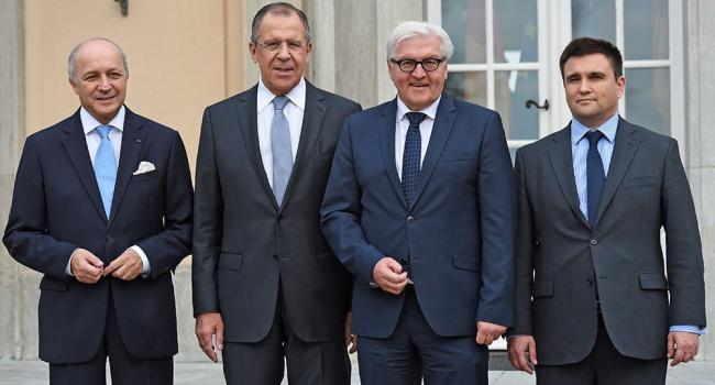 Пономарь: процесс Минска-3 уже пошел