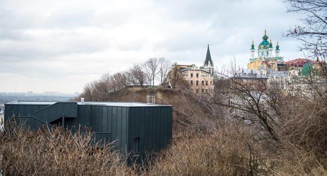 ВКиеве сегодня таки состоялась презентация отреставрированного театра наПодоле