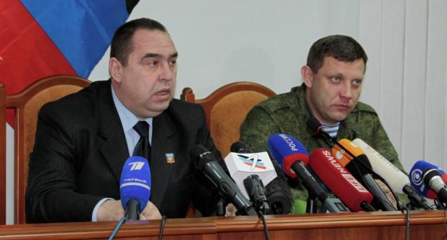 Плотницкий сказал когда развалится Украина