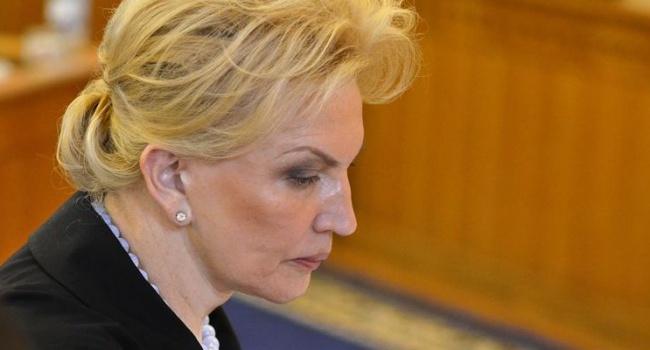 Прокуратура вызывает надопрос экс-министра Богатыреву
