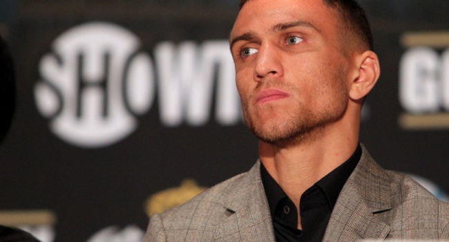 Ломаченко назвали великим боксером
