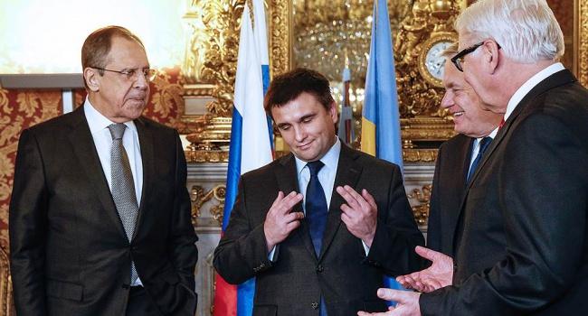 Соглашения овыводе русских войск нет— Климкин
