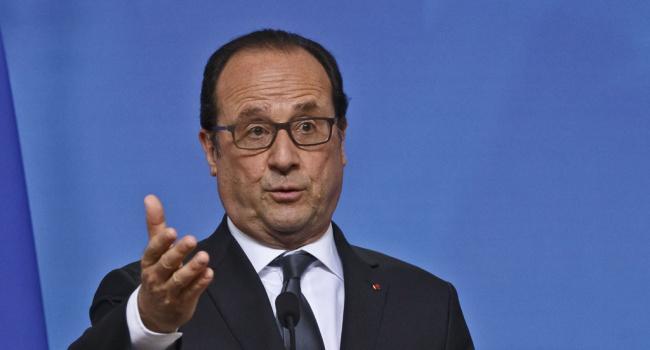 Олланд отказался отучастия ввыборах президента под давлением семьи
