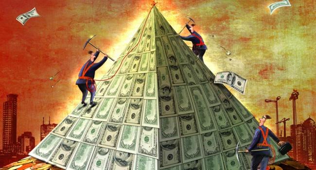 ВТернопольской области участники финансовой пирамиды присвоили неменее ₴2,5 млн