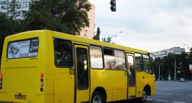 ВКиеве подорожал проезд вмаршрутках