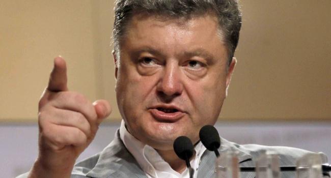 Порошенко: Мызаставили столицу России волноваться и опасаться!