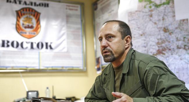 Ходаковский поведал опотерях ипроблемах вбандах ДНР