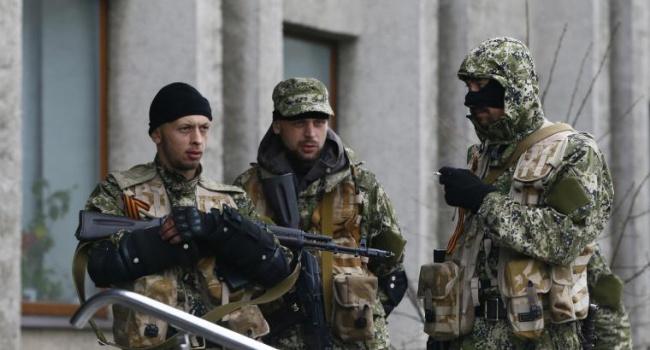 Целая рота боевиков отказалсь воевать наДонбассе