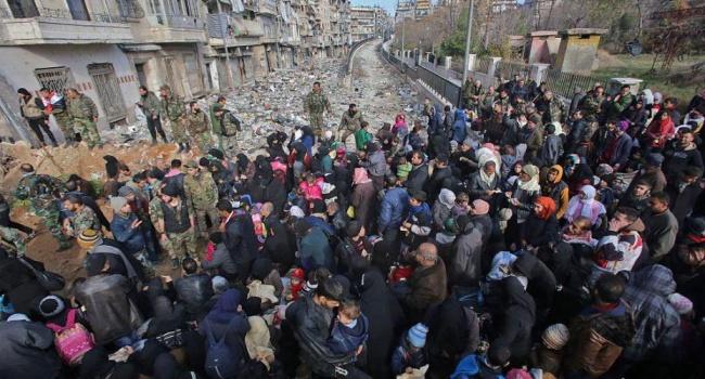 Вопреки позиции РФ: вОрганизации Объединенных Наций (ООН) призвали закончить войну вСирии