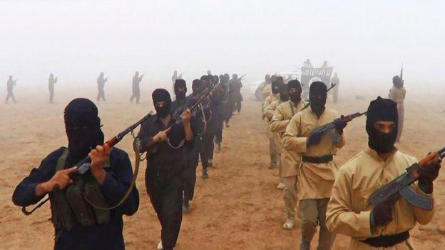Задва года были уничтожены 50 000 боевиков ИГИЛ— США