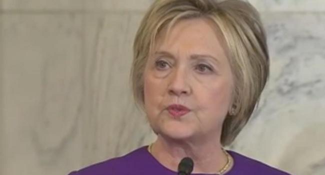 Клинтон поведала обэпидемии, способной погубить весь мир