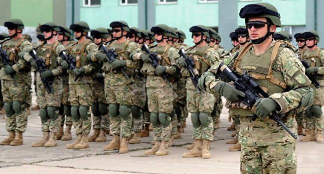 Германия отправит вУкраинское государство военных консультантов