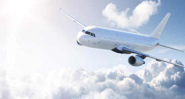 Украинские авиакомпании увеличили пассажиропоток на29%