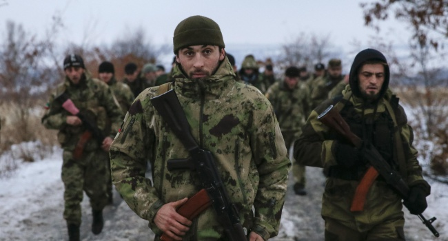 Натерритории «ДНР» прослеживается недостаток природного газа