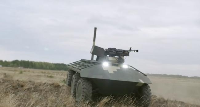 Опубліковані яскраві фотографії та відео випробувань української військової техніки
