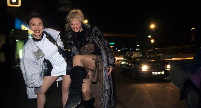 Улица почему проституток тверская
