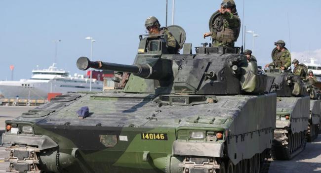 Швеция запретила РФ строительство «Северного потока-2» из-за аннексии Крыма