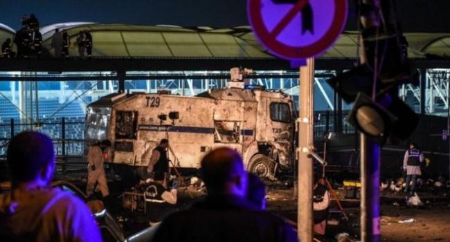 Ответственность за теракт в Стамбуле на себя взяли'Соколы свободы Курдистана