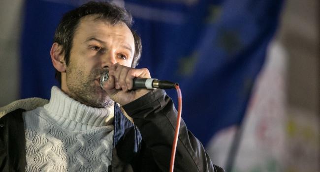 Лидер «Океана Эльзы» Вакарчук выступил против «черных списков» актеров имузыкантов