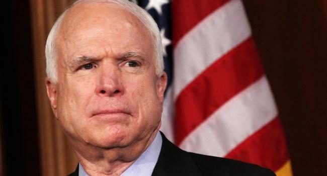 Маккейн назвал В. Путина «убийцей» исделал предупреждение Трампу: СМИ назвали причину ссоры