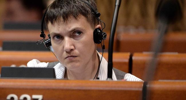 Савченко встречалась сЗахарченко иПлотницким